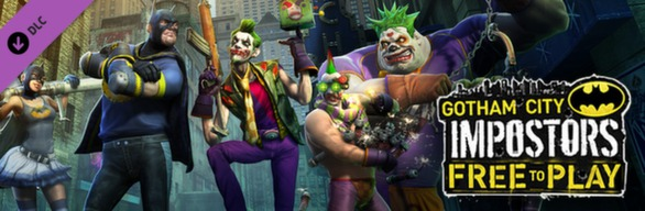 Gotham City Impostors Free to Play: Starter Impostor Kit