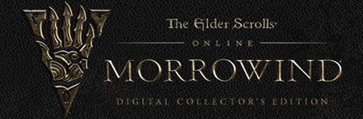The Elder Scrolls Online - Morrowind - Digital Collector's Edition
