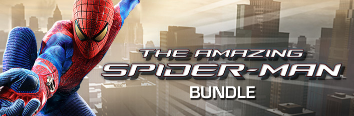 The Amazing Spider-Man Bundle