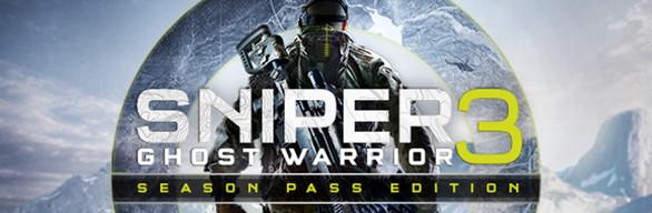 Sniper Ghost Warrior 3 Season Pass Edition cover art