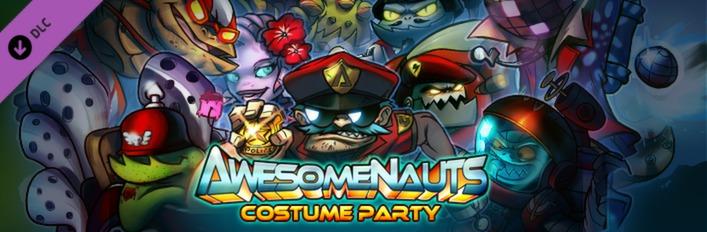 Awesomenauts: Coco Hawaii 2012 pc game Img-1