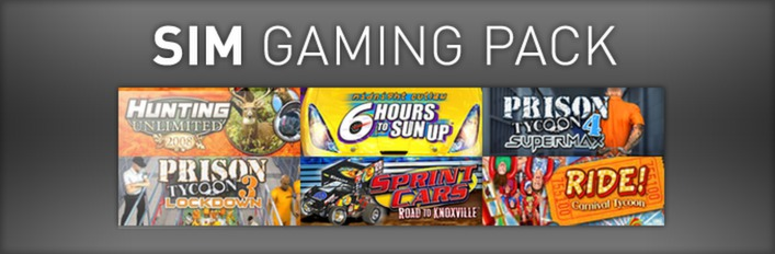 Simulation Gaming Pack