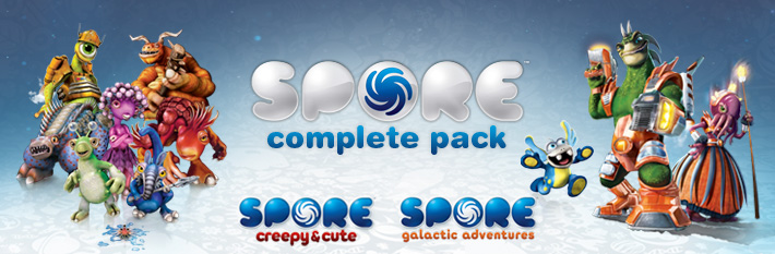 SPORE™ Complete Pack