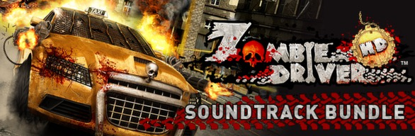 Zombie Driver HD Plus Soundtrack