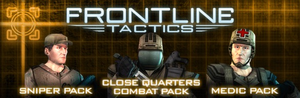 Frontline Tactics Complete Pack cover art