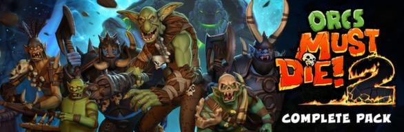Orcs Must Die! 2 - Complete Pack