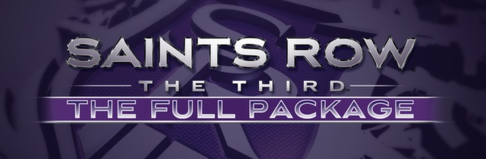 Saints Row: The Third - The Full Package