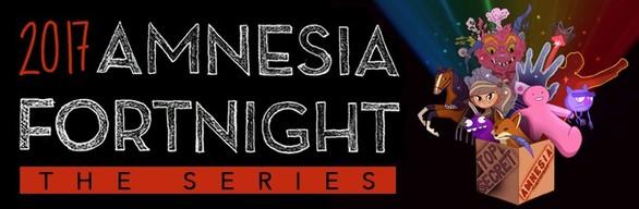 Amnesia Fortnight 2017