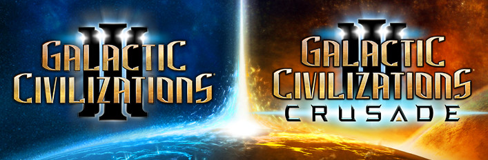Galactic Civilizations III + Crusade Expansion