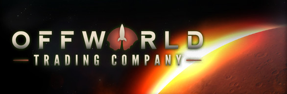 Offworld Trading Company + Jupiter's Forge cover art