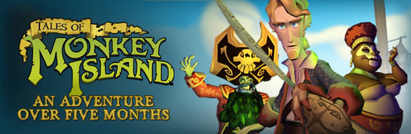 Tales of Monkey Island Complete Pack