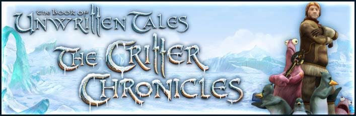 The Book of Unwritten Tales: The Critter Chronicles Collectors Edition