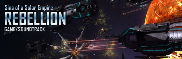 Sins of a Solar Empire: Rebellion® Game and Soundtrack Bundle