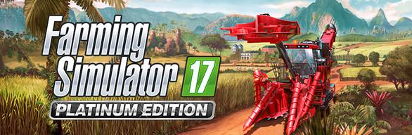 Farming Simulator 17 - Platinum Edition