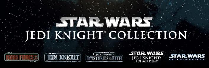 Lucasarts Jedi Knight Bundle
