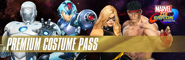 Marvel vs. Capcom: Infinite - Premium Costume Pass