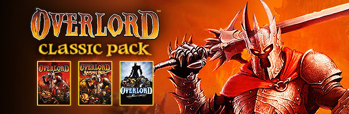 Overlord Complete Pack