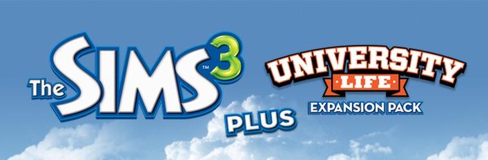 The Sims 3 Plus University Life