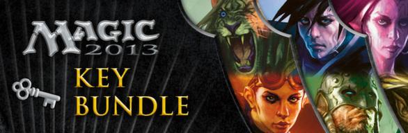 Magic 2013 Gold Deck Bundle