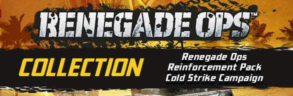 Renegade Ops Collection cover art