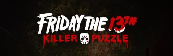 Friday the 13th: Killer Puzzle - SUPER SLASHER SKIN PACK cover art