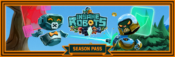 Insane Robots - Season Pass