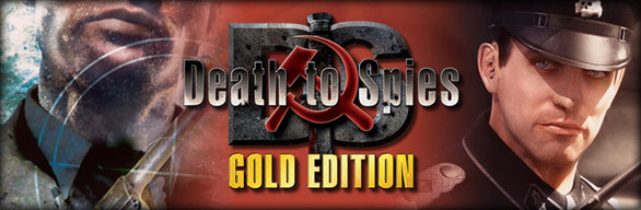 Death to Spies: Gold cover art