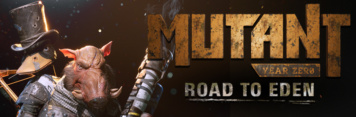 Mutant Year Zero: Road to Eden - Fan Edition