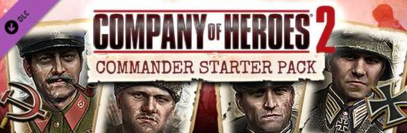 Company of Heroes 2 - Starter Commander Bundle