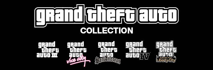 Grand Theft Auto Collection