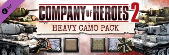 Company of Heroes 2 - Heavy Bundle DLC