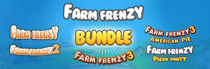 Farm Frenzy Pack