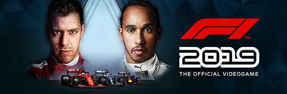 F1 2019 Anniversary Edition cover art
