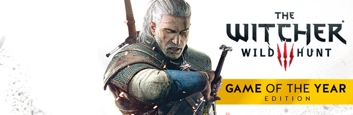 The Witcher 3: Wild Hunt - Game of the Year Edition - Commercial License