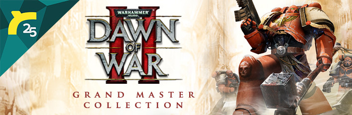Warhammer 40,000: Dawn of War II - Grand Master Collection