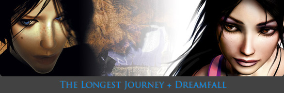 The Longest Journey + Dreamfall