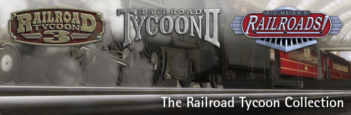 Railroad Tycoon Collection on Steam