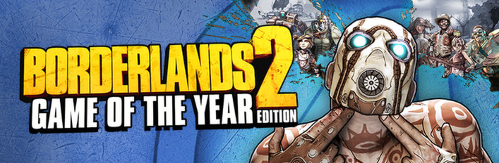 Borderlands 2 Game of the Year ( CD key Global )