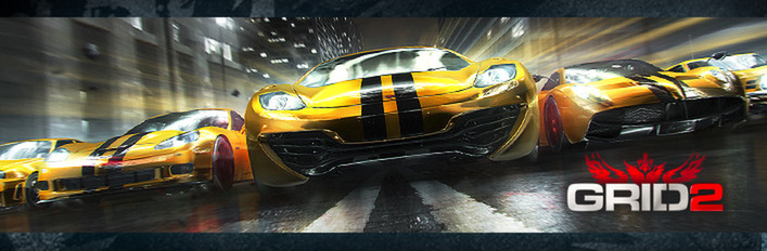 GRID 2 - All in Pack (ROW)