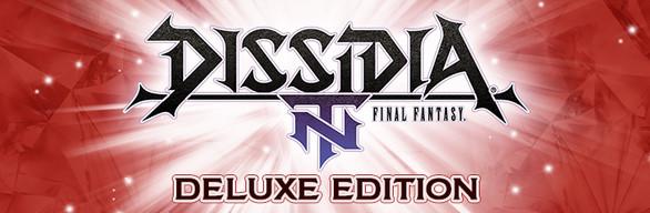DISSIDIA FINAL FANTASY NT Deluxe Edition