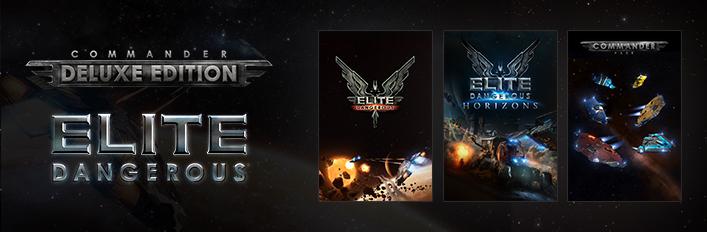 Elite Dangerous: Commander Deluxe Edition