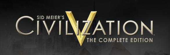 Sid Meier's Civilization V: Complete Edition cover art