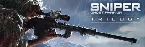 Sniper Ghost Warriot Trilogy
