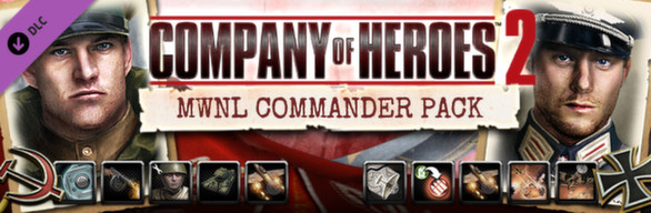 Company of Heroes 2 - MWNL Commander Pack cover art