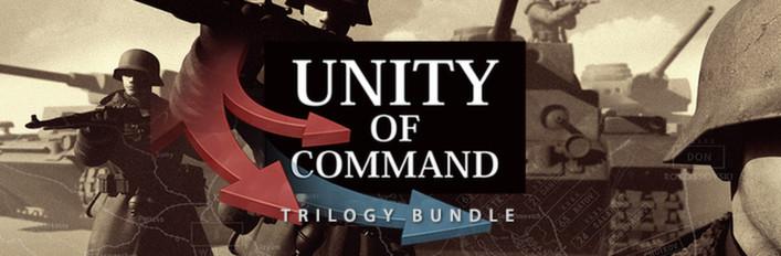 Unity of Command Trilogy Bundle