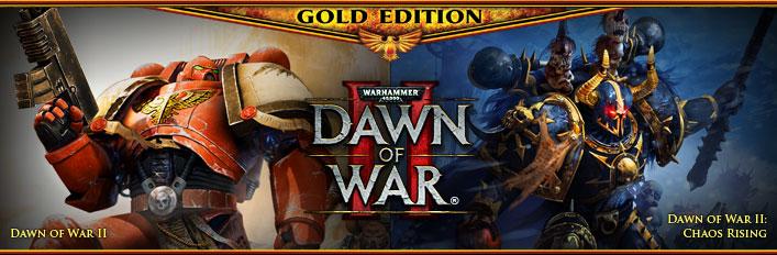 Warhammer® 40,000: Dawn of War® II Gold Edition