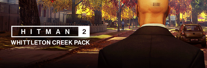 HITMAN 2 - Whittleton Creek Pack
