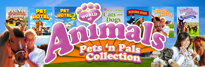 World of Animals - Pets 'n Pals Collection