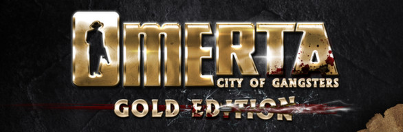 Omerta - City of Gangsters - GOLD EDITION cover art