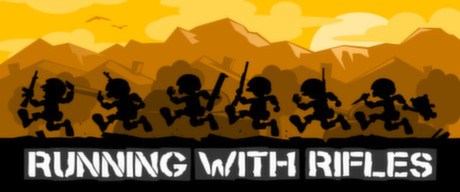 RUNNING WITH RIFLES 4-Pack